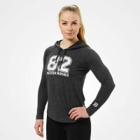 <img class='new_mark_img1' src='https://img.shop-pro.jp/img/new/icons24.gif' style='border:none;display:inline;margin:0px;padding:0px;width:auto;' />Varsity hoodie, Graphite melange