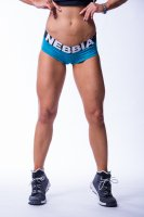 NEBBIA Mini Hotpants Blue