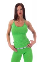NEBBIA Tank Top Green