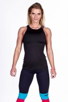 NEBBIA Net Top Black 268
