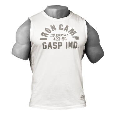 Gasp Ops edition L//S tee Grey Black