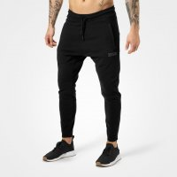 <img class='new_mark_img1' src='https://img.shop-pro.jp/img/new/icons24.gif' style='border:none;display:inline;margin:0px;padding:0px;width:auto;' />Better bodies HARLEM zip pants  Black