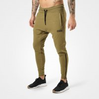 Better bodies HARLEM zip pants  Green