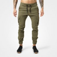 Better bodies BB alpha streets pants  Green