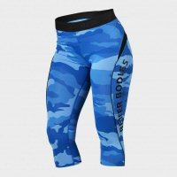 Better Bodies Fitness Curve Capri Blue