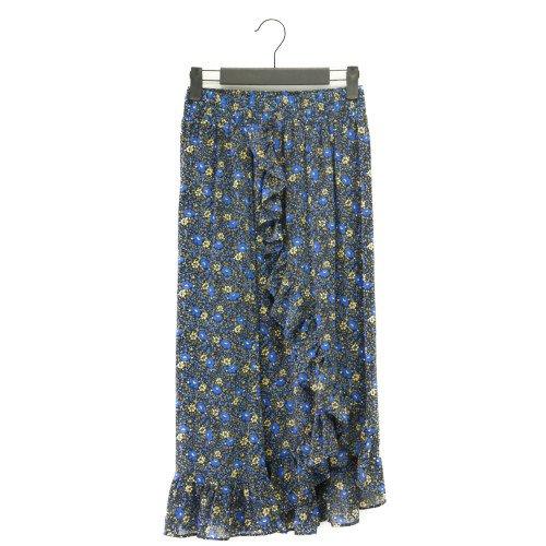 【最終価格】【SALE40%オフ】FRNCH フレンチ<br>フラワープリントスカート<br>/ フランス