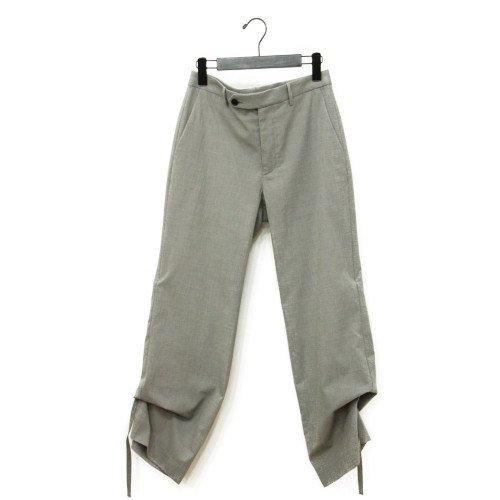 【FINAL SALE40%オフ】<br>VOAAOV ヴォアーブ<br>cotton × polyester pants<br>送料無料/メール便対応可能/日本