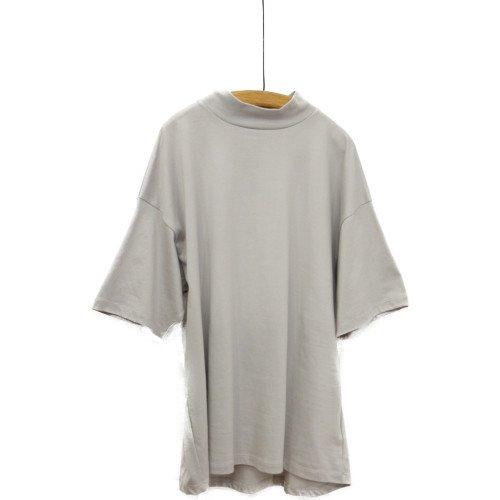 <img class='new_mark_img1' src='https://img.shop-pro.jp/img/new/icons8.gif' style='border:none;display:inline;margin:0px;padding:0px;width:auto;' />My Beautiful Landlet マイビューティフルランドレット<br>mock neck BIG T-shirt<br>メール便対応可能/日本