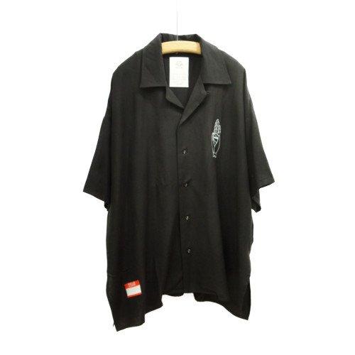 STOF ストフ<br>SHANTYボーリングシャツ<br>日本/送料無料/メール便対応可能