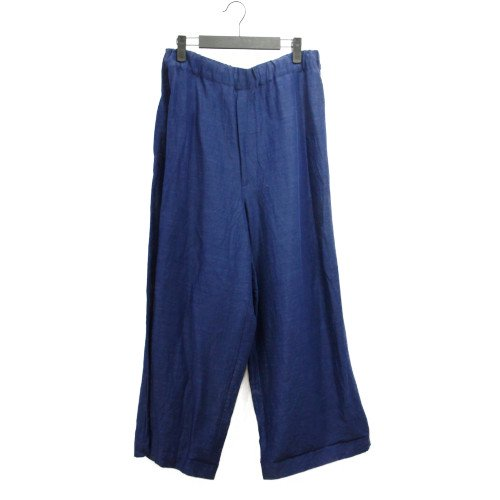 【SUMMER SALE30%オフ】<br>VOAAOV ヴォアーブ<br>linen wide easy pants<br>送料無料/日本