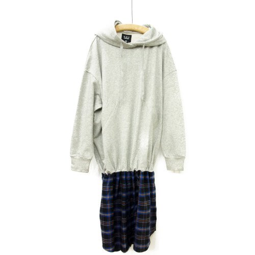 VOY ヴォーイ<br>Layered hoodie<br>送料無料/Japan<br>