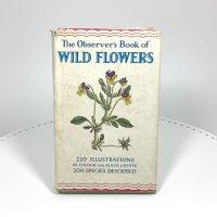 イギリス 1961年 お花のポケット図鑑<br>WILD FLOWERS