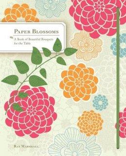 絵本の花ギフト しかけ絵本  Paper Blossoms