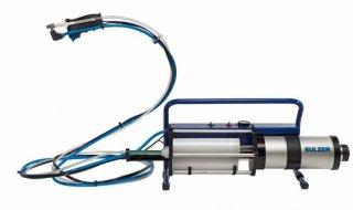 Mixcoat™2液空気圧スプレーシステムー「フレックスタイプ」