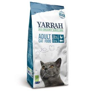 【YARRAH(ヤラー)猫用】キャットフードフィッシュドライ 800g