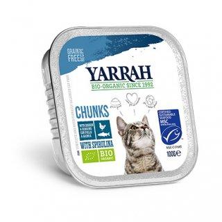 YARRAH(ヤラー)チキンと魚のキャットチャンク
