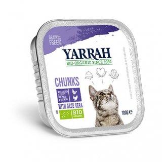 YARRAH(ヤラー)チキンとターキーのキャットチャンク