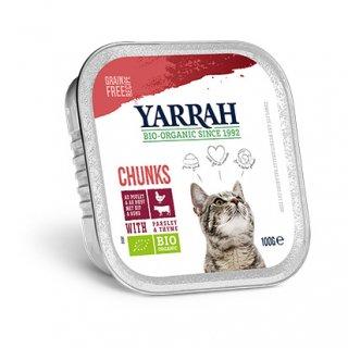 YARRAH(ヤラー)ハーブとビーフのキャットチャンク