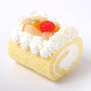【わんちゃん用】NAMARA!ロールケーキ・フルーツ(冷凍品)