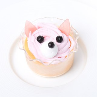 【わんちゃん用】NAMARA!ドッグぷりん・チワワ(冷凍品)