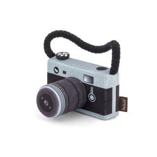 【P.L.A.Y 犬用おもちゃ】グローブトロッター カメラ
