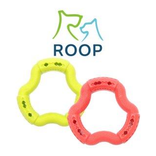 【ROOP 犬用おもちゃ】ハウンズ・フープ
