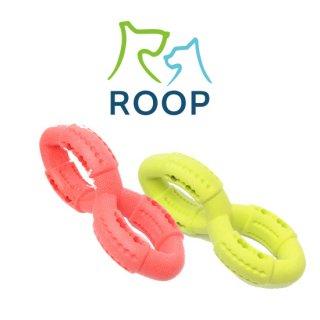 【ROOP 犬用おもちゃ】ハウンズ・ツイスト