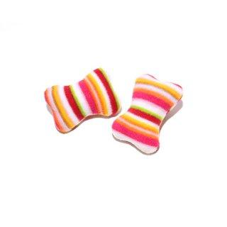【ROOP 猫用おもちゃ】ファニーズ・カラフルクッション(2個セット)