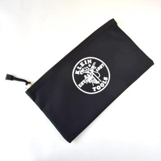 ★USA PRODUCT★Klein Tools Canvas Zipper Bag 5141 / Black
