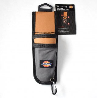 ★USA PRODUCT★Dickies 2-Pocket Utility Knife Sheath Tool Belt Pouch / 57010 / Tan