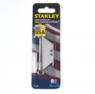 ★USA PRODUCT★Stanley Heavy-Duty Blades (5-Pack)