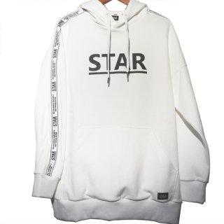 STARオリジナルパーカー