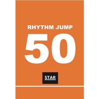 RHYTHM JUMP 50 DVD