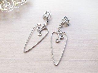 ハートリーフ イヤープット Heart Leaf【受注生産】