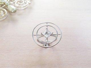 雪の結晶 リング Crystal of Snow【受注生産】