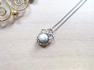 ストーンサークル ネックレス マグネサイト Stone Circle【受注生産】