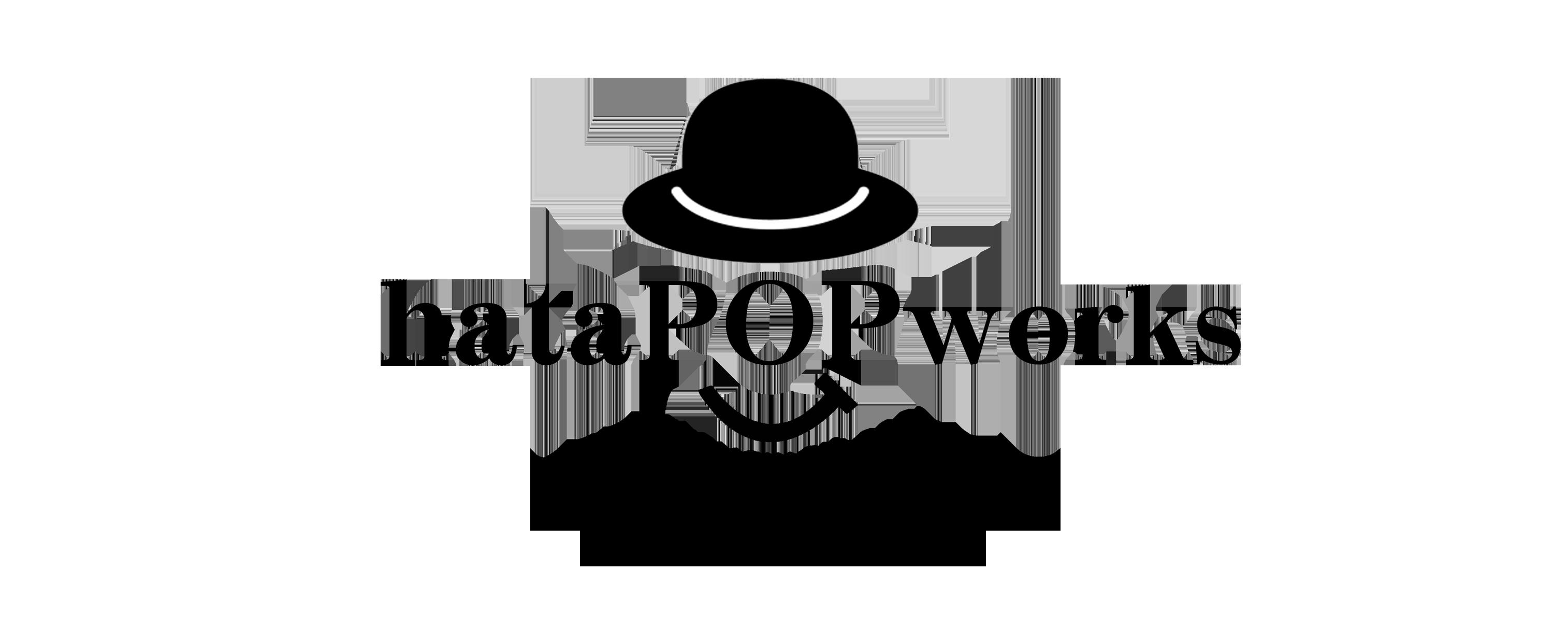 hatapopworks onlineshop