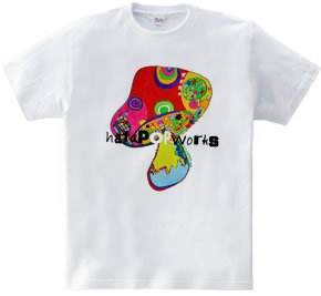 Tシャツ colorful