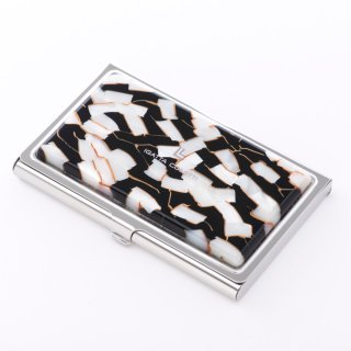 カードケース/ホワイトモザイク