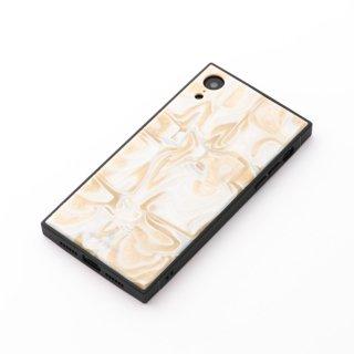 iPhoneケース/アイボリー