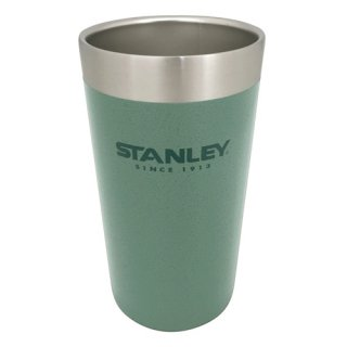 STANLEYスタッキング真空パイント0.47L - グリーン