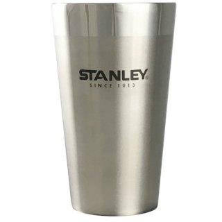 STANLEYスタッキング真空パイント0.47L - シルバー