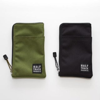 HALF TRACK PRODUCTS BANK - オリーブ