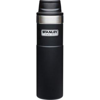 STANLEYクラシック真空ワンハンドマグ� 0.59L - ブラック