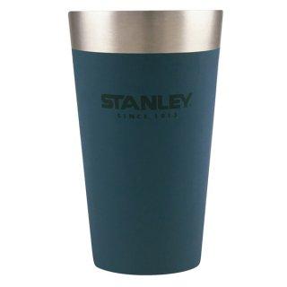STANLEYスタッキング真空パイント0.47L - ネイビー