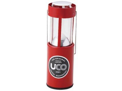 UCO(ユーコ)キャンドルランタン -レッド