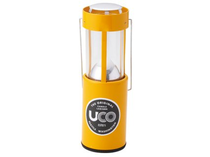 UCO(ユーコ)キャンドルランタン -イエロー