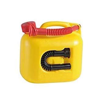 hunersdorff Fuel Can PREMIUMI 5L -ヒューナースドルフ 5Lイエロー
