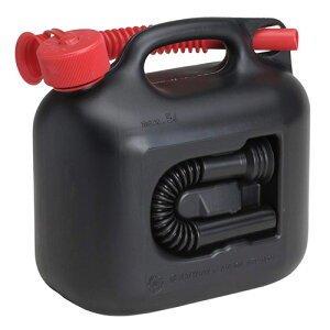 hunersdorff Fuel Can PREMIUMI 5L -ヒューナースドルフ 5Lブラック