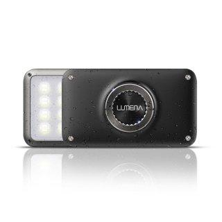 LUMENA2 (ルーメナー2) LED ランタン メタルグレー -  LUMENA2-GY